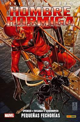 Hombre Hormiga. 100% Marvel (Rústica 136-224 pp) #3