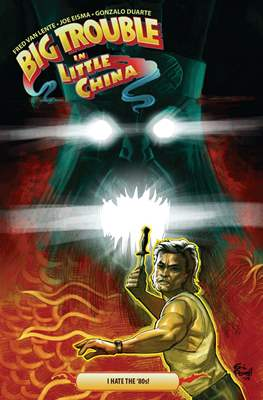 Big Trouble in Little China (Paperback) #4