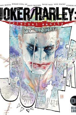 Joker/Harley: Criminal Sanity - Secret Files