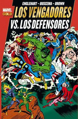 Los Vengadores. Marvel Gold (Rústica con solapas) #4