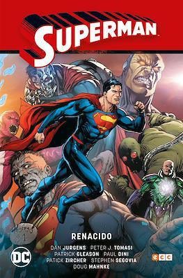 Superman de Peter Tomasi y Patrick Gleason (Cartoné) #4