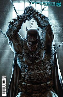 Detective Comics Vol. 1 (1937-2011; 2016- ... Variant Cover) #1040