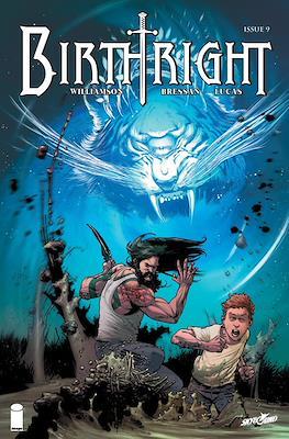Birthright (Comic-book) #9