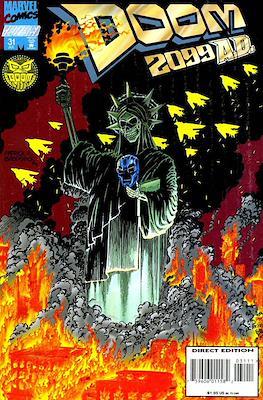 Doom 2099 (1996). AD (Grapa. 17x26. 24 páginas. Color.) #3