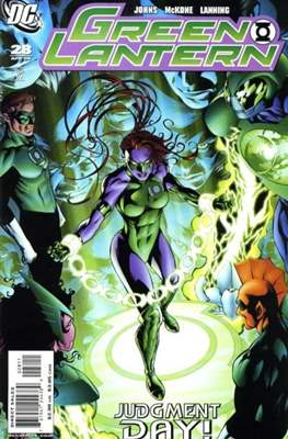 Green Lantern Vol. 4 (2005-2011) (Comic book) #28