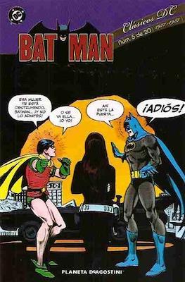 Batman. Clásicos DC (Rústica 208 pp) #5