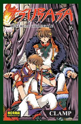 Tsubasa: Reservoir Chronicle #16