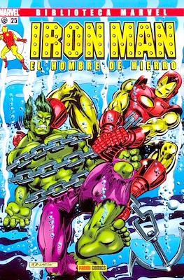 Biblioteca Marvel: Iron Man (2005-2008) (Rústica 160 pp) #25