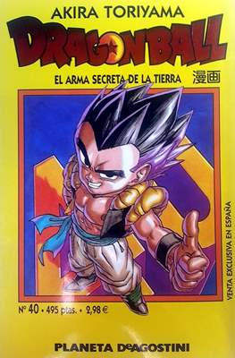 Dragon Ball (Rústica) #40