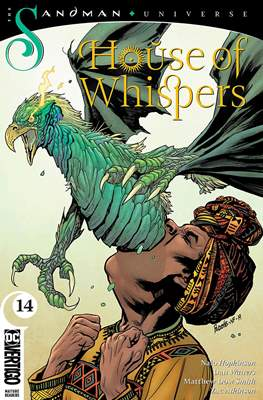 House Of Whispers (Comic book) #14