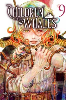 Children of the Whales (Rústica con sobrecubierta) #9