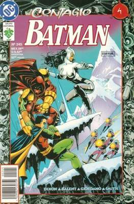 Batman Vol. 1 (1987-2002) (Grapa) #245