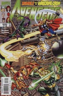 The Avengers Vol. 3 (1998-2004) (Comic-Book) #16