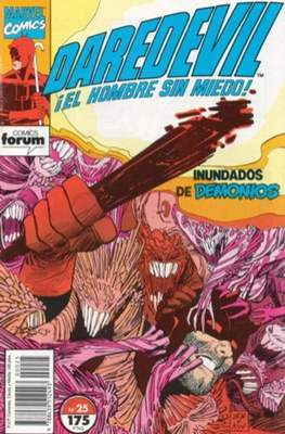 Daredevil Vol. 2 (1989-1992) (Grapa 32 pp) #25