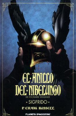 El anillo del nibelungo (Cartoné, 96-136 pp) #3