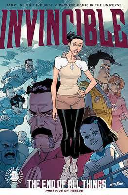 Invincible (Digital) #137