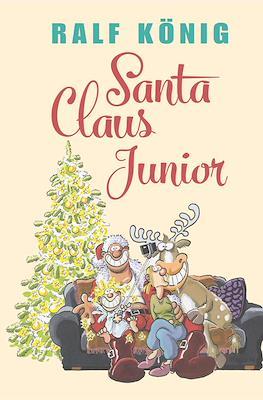 Santa Claus Junior (Cartoné 120 pp) #