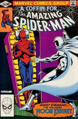 The Amazing Spider-Man Vol. 1 (1963-2007) (Comic-book) #220