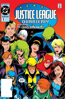 Justice League Quarterly (Rustica 80 pàgs.) #1