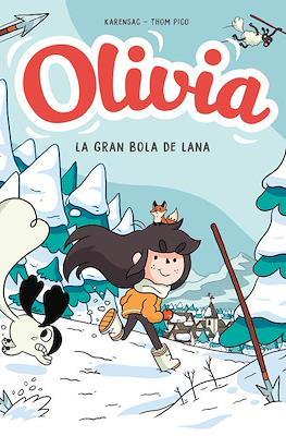 Olivia (Rústica 104 pp) #3