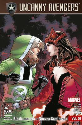 The Uncanny Avengers #5