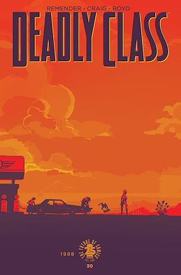 Deadly Class (Comic-book) #30