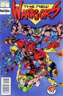 The New Warriors vol. 1 (1991-1995) (Grapa. 17x26. 24 páginas. Color. (1991-1995).) #32