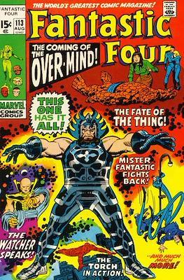 Fantastic Four Vol. 1 (1961-1996) (saddle-stitched) #113