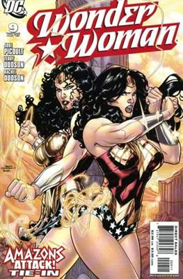 Wonder Woman Vol. 3 (2006-2011) (Comic Book) #9