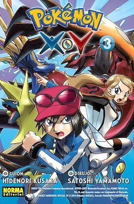 Pokémon X·Y (Rústica con solapas) #3