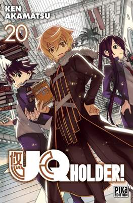 UQ Holder! (Broché) #20