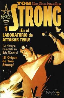 Tom Strong (2000-2002) (Grapa, 24-32 páginas (2000-2002)) #1