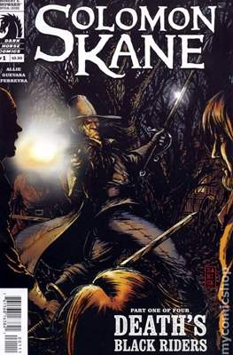 Solomon Kane: Death's Black Riders (2010) (Comic Book) #1