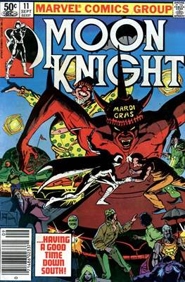 Moon Knight Vol. 1 (1980-1984) #11