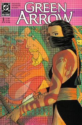 Green Arrow Vol. 2 (Comic-book.) #9