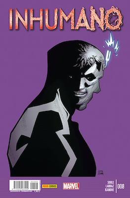 Inhumano / Inhumanos (2014-2018) (Grapa) #8