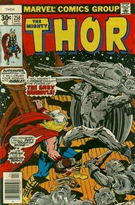 Journey into Mystery / Thor Vol 1 (Comic Book) #258