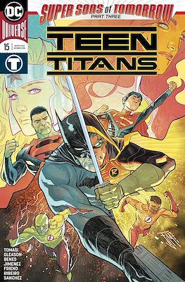 Teen Titans Vol. 6 (2016-) (Comic Book) #15