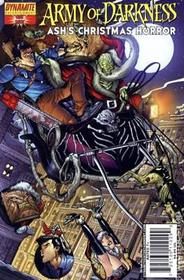 Army of Darkness, Ashs Christmas Horror