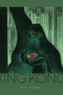 King Kong (Cartoné 48 pp) #