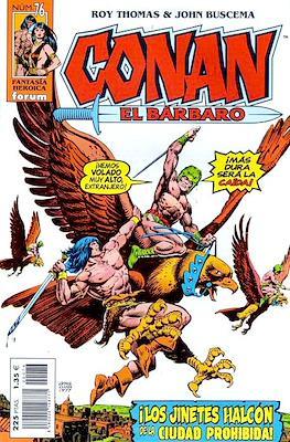 Conan el Bárbaro (1998-2001) (Grapa 24 pp) #76