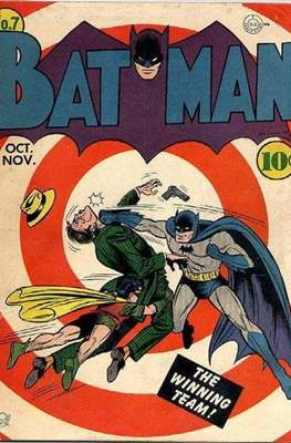 Batman Vol. 1 (1940-2011) (Comic Book) #7