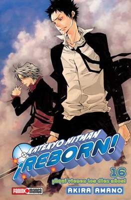 Katekyo Hitman ¡Reborn! (Rústica) #16