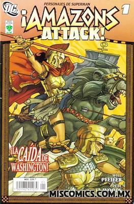 ¡Amazons Attack! (Rústica) #1