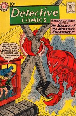 Detective Comics Vol. 1 (1937-2011; 2016-) (Comic Book) #288
