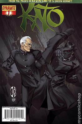 Kato (2010-2011) #1