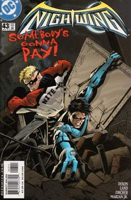 Nightwing Vol. 2 (1996) (Comic Book) #43