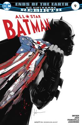 All Star Batman vol. 1 (2016-2017) (Comic-book) #9