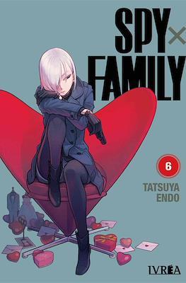 Spy x Family (Rústica) #6