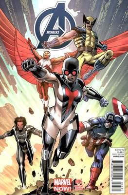 Avengers Vol. 5 (2013-2015 Variant Covers) (Comic Book) #5